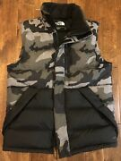 The Sumter Down Puffer Vest - Menandrsquos Small S/p - Taupe Green Camo