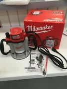 Milwaukee 5625-20 3-1/2hp Router - 5 Year Warranty - Authorized Dealer