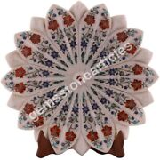 14 Buy Online Marble Fruit Bowl Lapis Inlay Semi Precious Floral Veterans Gifts