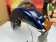 🔥genuine Harley 97-13 Touring 2003 Road King 100th Anniversary Front Fender Oem