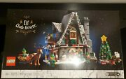 Lego Creator Expert Elf Club House Set 10275 Sealed Xmas New In Hand Sold Out