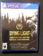Dying Light [anniversary Andeacutedition] Ps4 Neuf