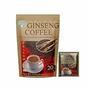 High Quality Super Instant Ginseng Coffee 2pk 40 Sachets Same Day Ship