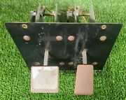 Cruis'n Exotica Gas And Brake Pedal Assembly Arcade Game Potentiometer Pedals