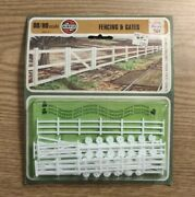 Nos - Airfix Fencing And Gates - Vintage Model Train Accessory, 01617-5 Sealed