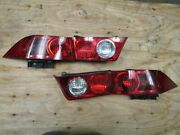 2004-2008 Jdm Acura Tsx Cl9 Genuine Oem Tail Lights Trunk And Outside