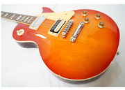 Rare Bacchus Les Paul Bls Classic 1990and039s-2000and039s Cherry Burst Electric Guitar