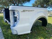 2019 2020 Ford Ranger 5 Box Bed Oxford White Yz Gate/lights Not Included