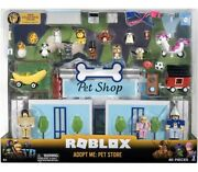 Roblox Celebrity Collection Adopt Me Pet Store Deluxe Playset In Hand Fast Ship