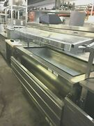 Steam Table Serving Buffet Delfield W/t Sneeze Guard Electric 60and039and039x 34and039and039x 58and039and039 H