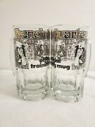 French Quarter Official Training Mug Beer By Libbey Glassware 8 Set