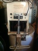 Filamatic Filler Model Dab 16 Benchtop Liquid Filling Machine Only Working