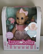 Rare Luvabella Responsive Baby Doll W/ Realistic Expressions And Movements