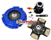 Fx 4 Puck Stage 3 Clutch Kit W/ Slave For 93-94 Ford Ranger 94 Mazda B2300