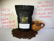 Organic Mexican Oaxaca Coffee Daily Roasted Ground/whole Beans 11 Pounds Fresh