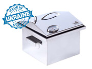 Bbq Grill/smoker/roaster/stainless Steel Bbq/outdoor Pit Bbq/temperature Gauge.