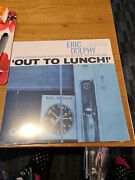 Eric Dolphy Out To Lunch 2016 Blue Note Lp Vinyl Record