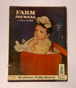 Farm Journal And Farmer's Wife Magazine April 1945 Vintage Wwii Homefront