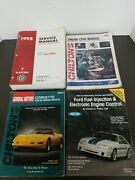 Lot Of 4 Automotive Repair Manuals Pre Owned
