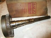 Nos Fordomatic Transmission Output Shaft And Gear Assy. 1951 Ford Pass 1p-77059-c