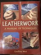 Leatherwork A Manual Of Techniques