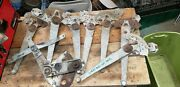 1969 Dodge Charger Front Rear Window Regulator Lot Nonworking Parts B-body
