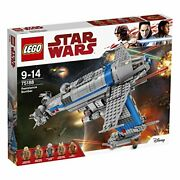 Lego Star Wars Resistance Bomber 75188 Block Toy From Japan P39