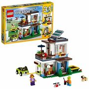 Lego 31068 Creator Modern House Block Toy Genuine From Japan He8