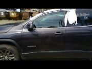 Driver Left Front Door Express Power Down Only Fits 17-18 Acadia 859655