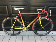 1993 Serotta Colorado Ii 55cm Spinergy Wheels From Its Original Owner