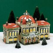 Department 56 Dickens Village Lighted Building - Victoria Station