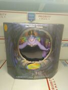 Disney The Little Mermaid Sea Witch Ursula Doll Great Villains Collection Nib