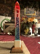 Rare Coors Light Ski Beer Tap Handle Check It Out