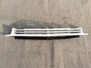 Oem Gm 1976 1977 Chevy Vega Gt Cosworth Original Grill With Trim And Seal Mint