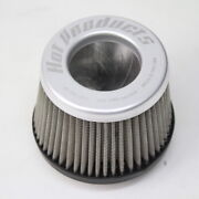 Hot Products 2.5 Tornado Air Filters Silver Used