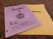 Williams Bally Tales Of The Arabian Nights Pinball Manual Includes Envelope