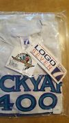 Vintage Official Brickyard 400 1995 Indianapolis Speedway T-shirt New