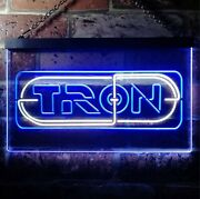 Hq Tron Colorful Led Neon Sign - 16 X 12