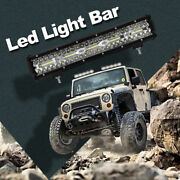15inch 300w Led Strip Light Working Refit Off-road Vehicle Lamp Roof Strip Light