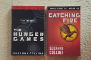 Arc Set Suzanne Collins Hunger Games And Catching Fire Book - Advance Reader Copy