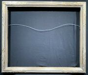 C.1940s Newcomb Macklin Modernist Carved Picture Frame 25 X 30 Inches