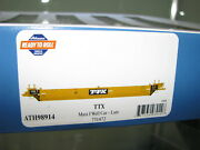 Athearn Ho Scale Ath98914 Rtr Maxi I Well Car Late Dttx 751472