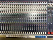 Soundcraft Lx7ii 32 Channel Mixer Console Recording / Live Mixing Board - 4 Bus