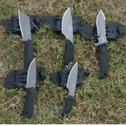 Fixed Blade Knife Outdoor Tactical Knife Survival Camping Tools Collection