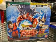 Dragon Ball Super Card Game- Universal Onslaught Booster Box