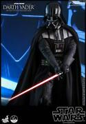 hot Toys Star Wars Episode 6 Darth Vader 1/4th Scale Collectible Figure And Bonus