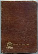 Channel 38 Wcfc T.v. King James Study Bible Edition Factory Sealed