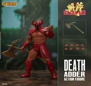 Storm Toys 112 Scale Death Adder Golden Axe Action Figure Collectible