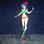 Dragonball Gals Lunchi Black Hair Vers. Sexy Anime Figure Pvc Statue In Box Sale