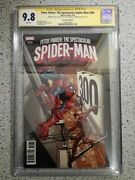 Peter Parker Spectacular Spider-man 300 Remastered Cgc Ss 9.8 Stan Lee Miller